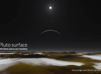 This teaser of NEW HORIZON's mission to Pluto will enthrall you