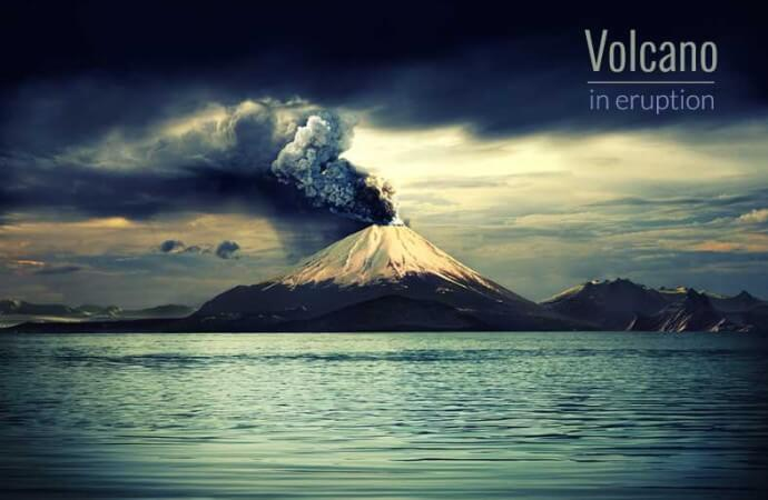 Biggest volcano in the world Discovered