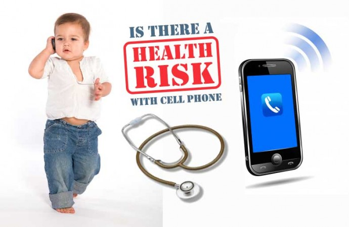 Do cell phones pose any health hazards for kids?