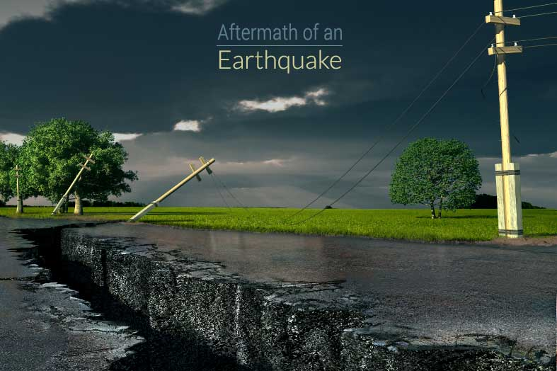 What causes earthquakes