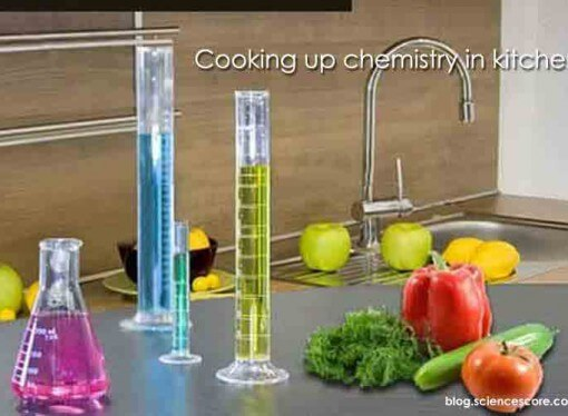 Cooking up Chemistry in the Kitchen!