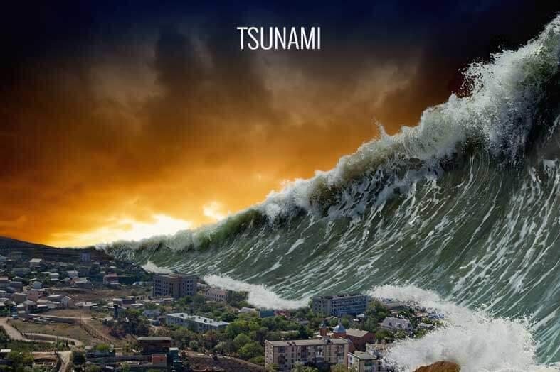 What is a Tsunami? what causes a Tsunami