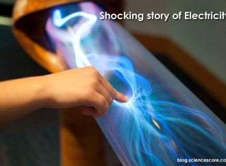 Shocking story of electricity