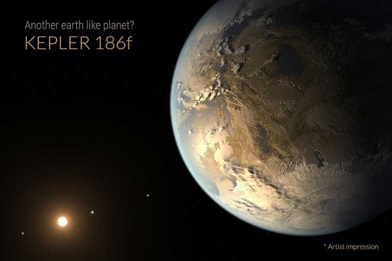Scientists discover another earth like planet