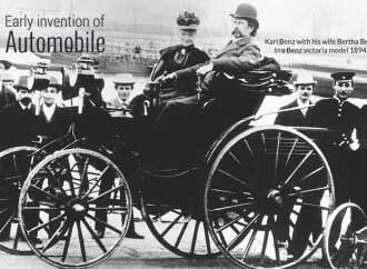 who invented the car?