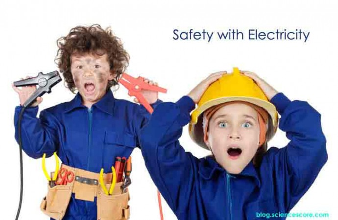 Playing with Electricity: Fun Experiments to do at Home