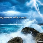 Making Waves with Sound