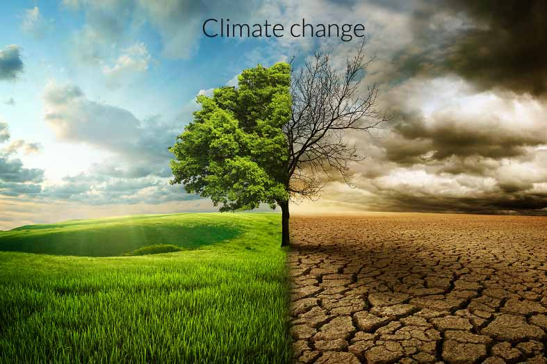 what is climate change...