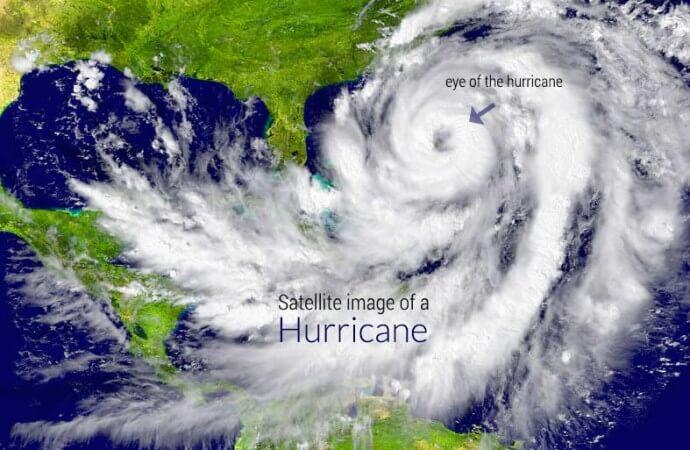 Interesting hurricane facts for kids