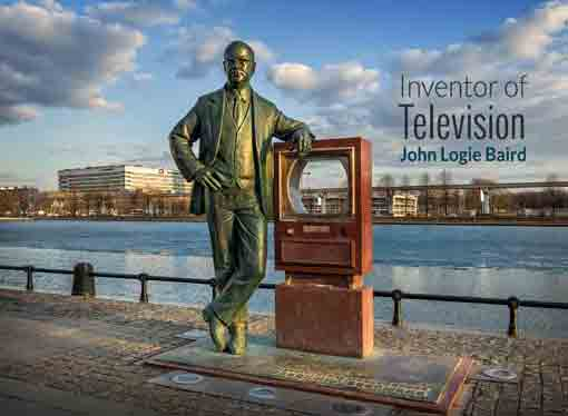 Who invented the television?